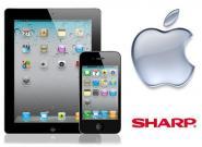 Apple: Sharp soll in Zukunft