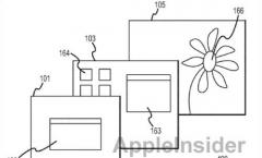 Apple Patent zeigt 3D Doppel-Display