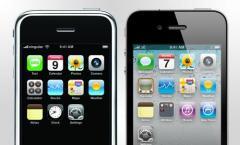 iPhone 5 – iPhone 4S