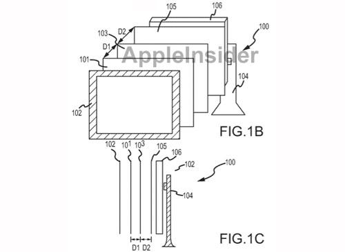 Apple 3D Display