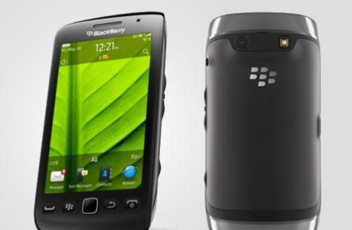 Blackberry Torch 9860: Neues Touchhandy