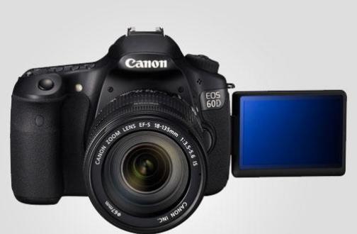 Canon EOS 60D: Digitale Spiegelreflexkamera