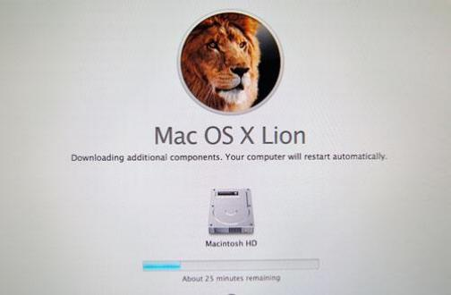 Anleitung: Mac OS X Lion