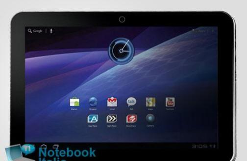 Toshiba Excite: Neues, flaches Tablet