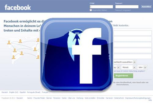 Anonymus und Facebook
