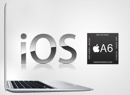 Apple IOS und A6 Chip