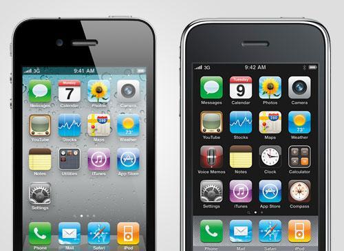 Apple iPhone 4 und 3GS