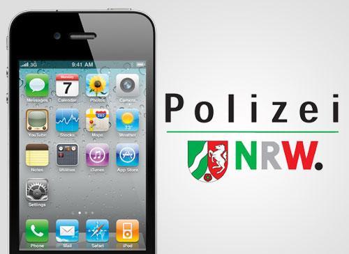 Apple iphone für NRW