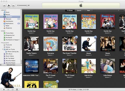 Apple iTunes und iCloud