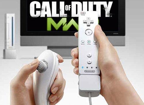 COD MW 3 für Nintendo Wii