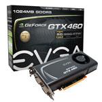 EVGA GTX 460 1 GB