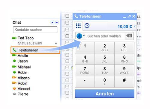 skype alternative mit google in deutschland bers internet telefonieren. Black Bedroom Furniture Sets. Home Design Ideas