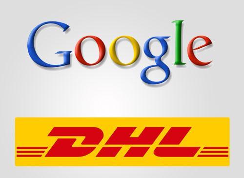Google vs DHL