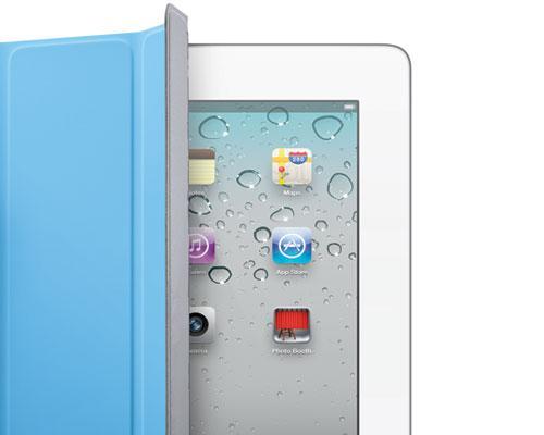 iPad 2 rechte ecke