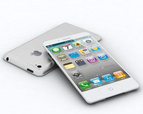 iPhone 5 Weiß