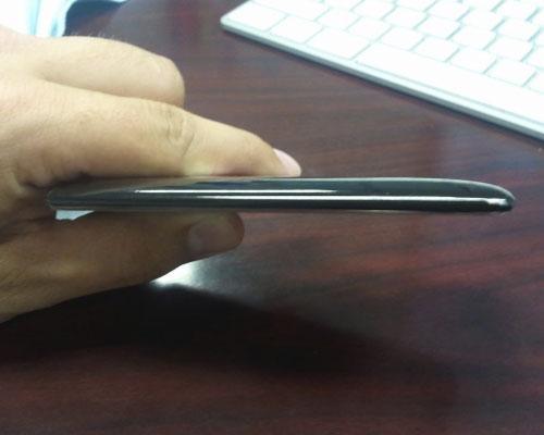 iPhone 5 seiten ansicht