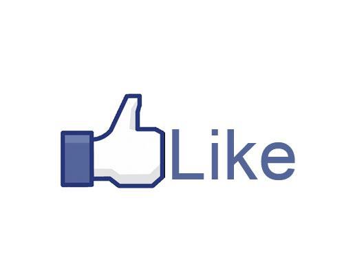 Like Butten Facebook
