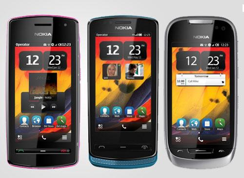Nokia Handys