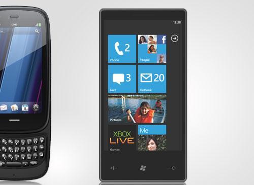 Pre 3 und Windows Phone 7