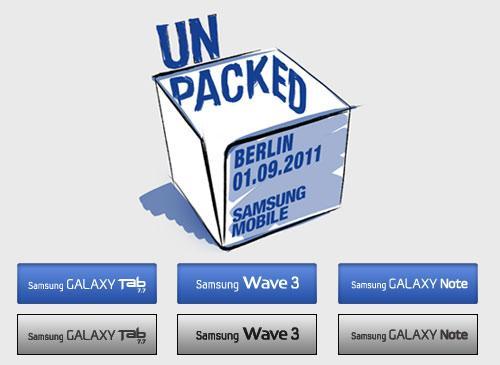 Samsung IFA Neuheiten