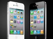 Apple iPhone 4 bei der