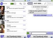 Kostenlos SMS mit dem iPhone