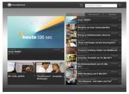 ZDF.de Mediathek als App für