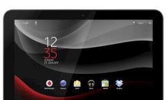 Vodafone: Smart Tab 7 und