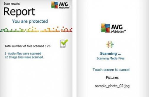 Kostenloses Antivirus App für Windows