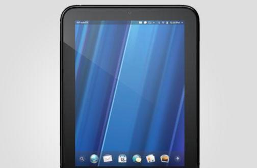 HP Touchpad geht in die