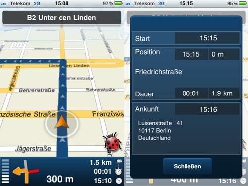 Apple App Skobbler