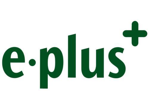 E-Plus + Logo