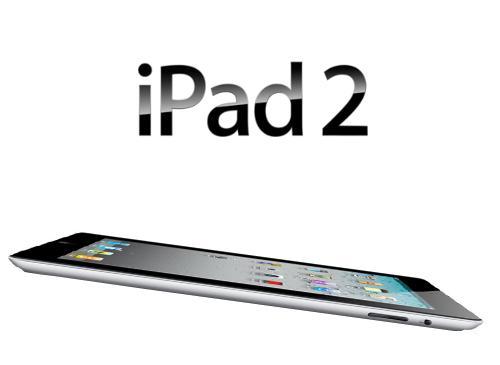 iPad 2 Fällt