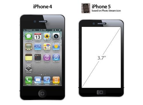 iPhone 4 und iPhone 5