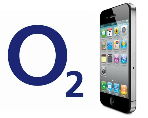 iPhone 5 O2 Logo
