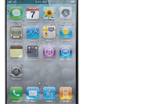 iPhone 5 Display Kaputt