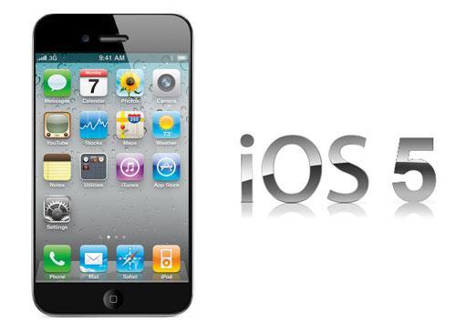 iPhone 5 und iOS 5