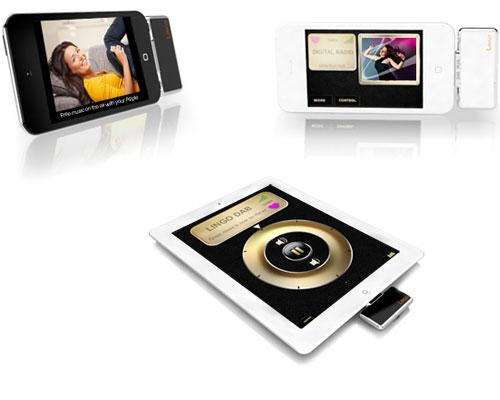 iPhone und iPad Radio iMini Lingo