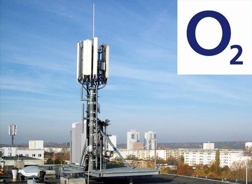 LTE Antene O2 Logo