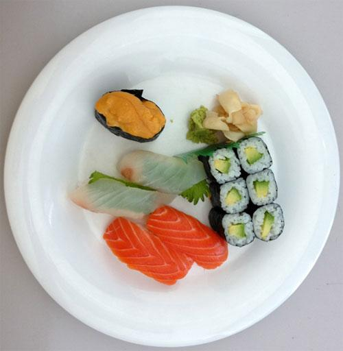 Sushi teller iphone 5
