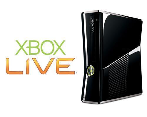 Xbox Live Logo Xbox 360