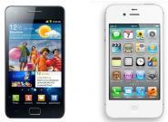 Apple iPhone 4S vs. Samsung
