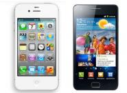 Apple iPhone 4S gegen Samsung