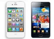 Apple iPhone 4S gegen Samsung