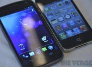 Video: Apple iPhone 4S gegen