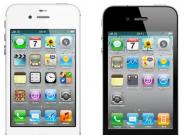 Apple Iphone 4S und das