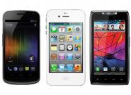 iPhone 4S vs. Droid RAZR