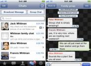 SMS Alternativen für iPhone und