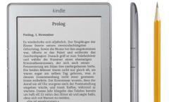 Amazon Kindle 4G: Neuer eBook-Reader