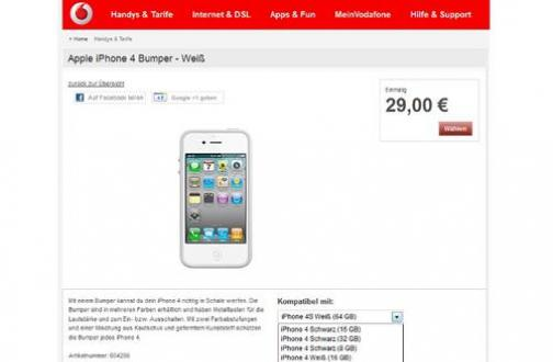 Apple iPhone 4S mit 64